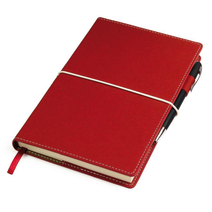 Фотография товара Набор подарочный «Business»: блокнот арт. 21207/08, ручка арт. 15722/08