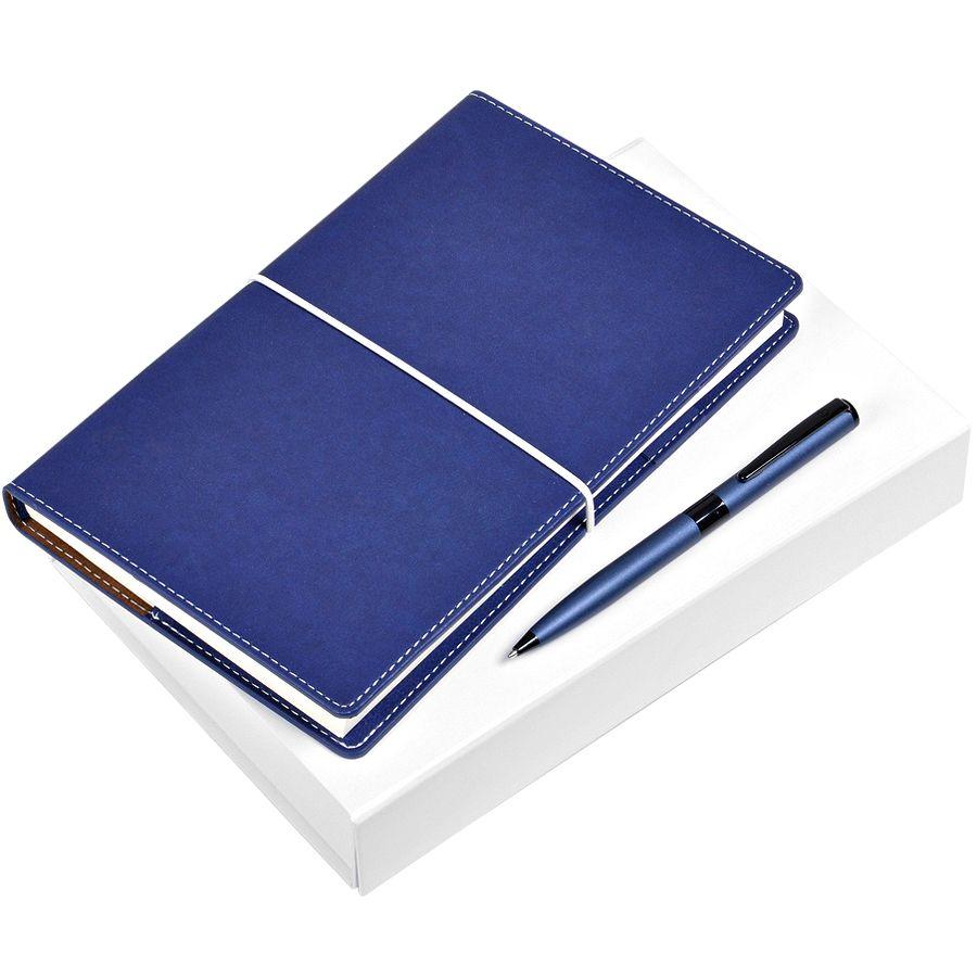 Фотография товара Набор подарочный «Business»: блокнот арт. 21207/26, ручка арт. 15722/24