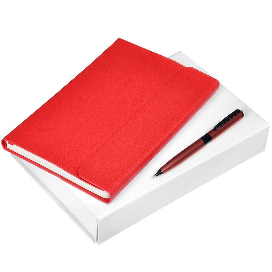 Фотография товара Набор подарочный «Creative»: блокнот арт. 21208/08, ручка арт. 15712/08