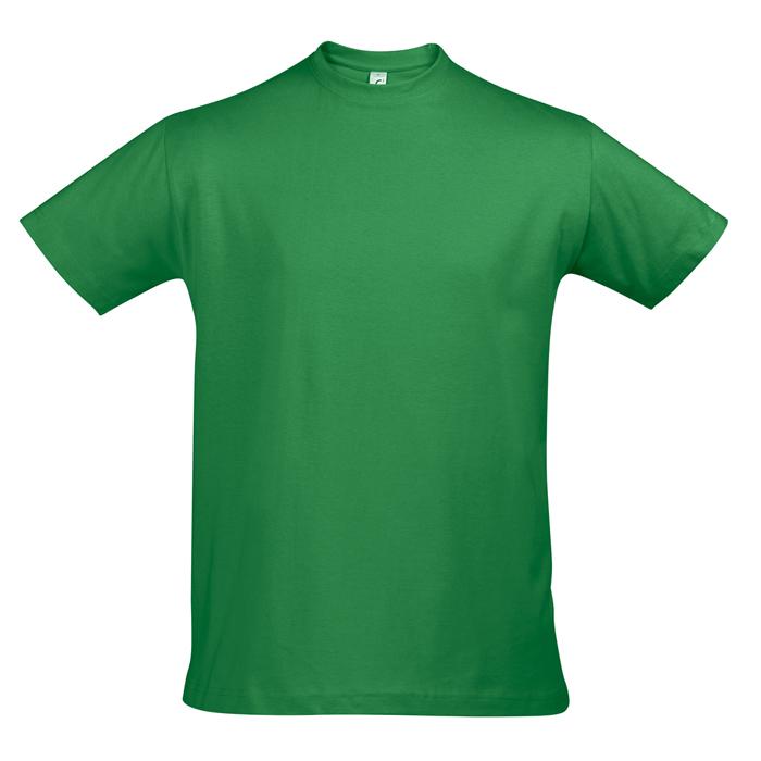 """Футболка """"Imperial"""" ярко-зеленый_XL, 100% х/б, 190 г/м2"""