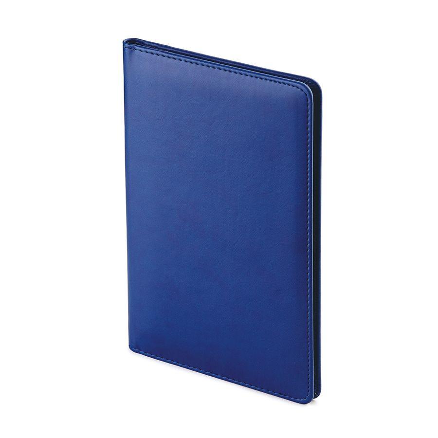 Визитница Velvet, темно-синий, 72 визитки