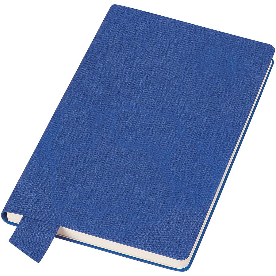 Фотография товара Бизнес-блокнот А5  «Provence», синий , мягкая обложка, в клетку