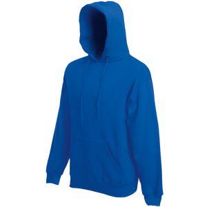 Толстовка «Hooded Sweat», ярко-синий_M, 80% х/б, 20% п/э, 280 г/м2