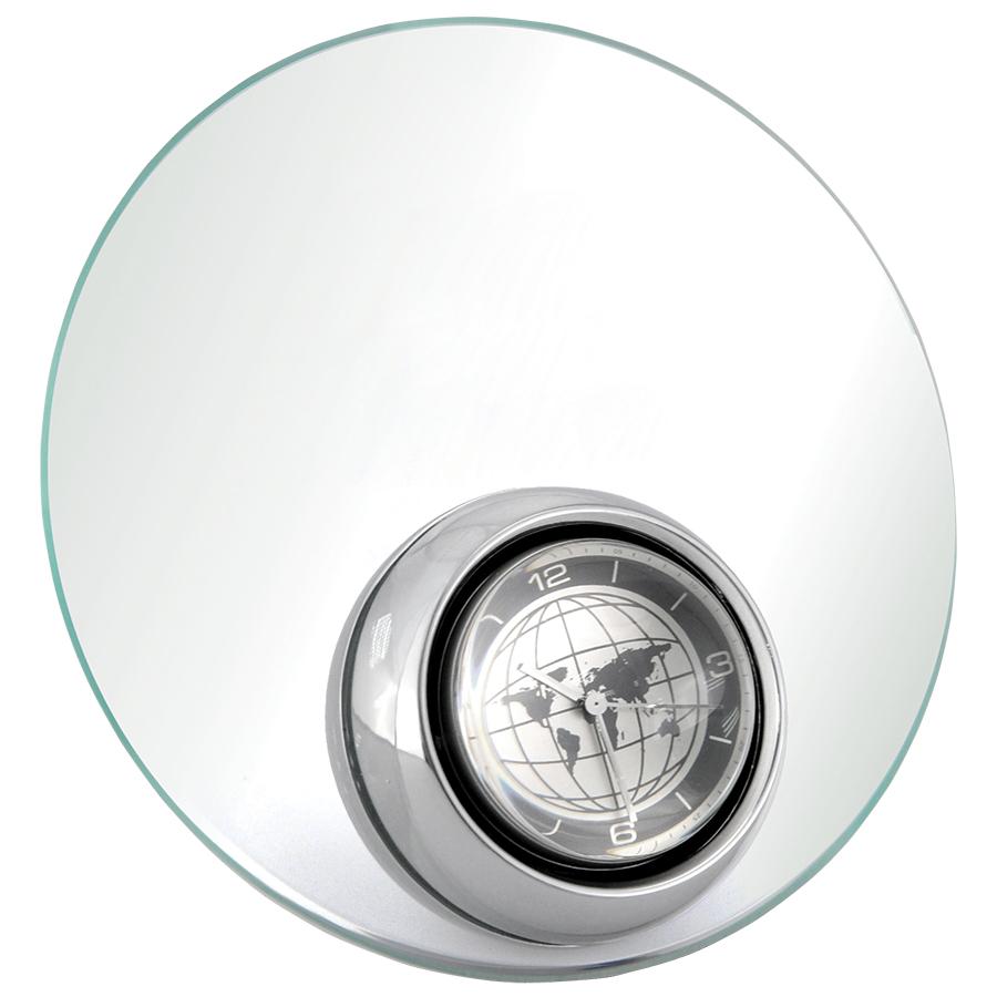 Часы наградные «Glory»;  16 см, металл, стекло; лазерная гравировка