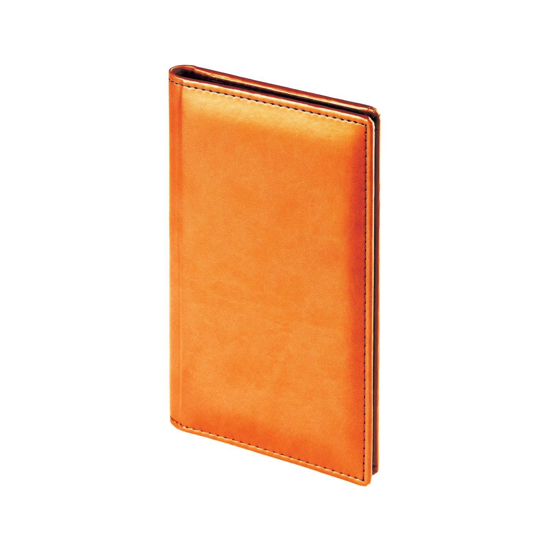 Фотография товара Визитница Sidney Nebraska, оранжевый, 72 визитки