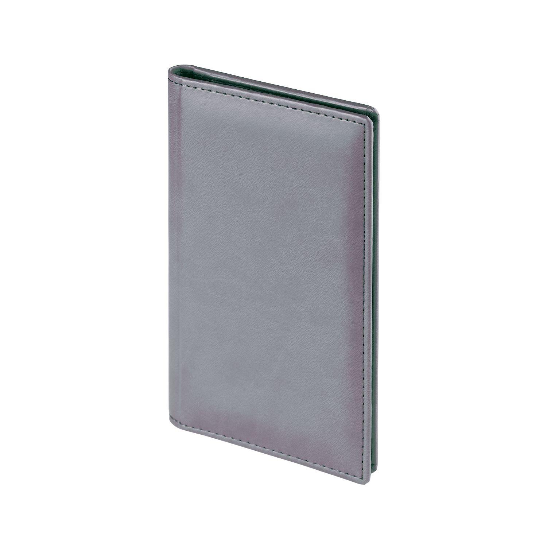 Фотография товара Визитница Sidney Nebraska, серый, 72 визитки