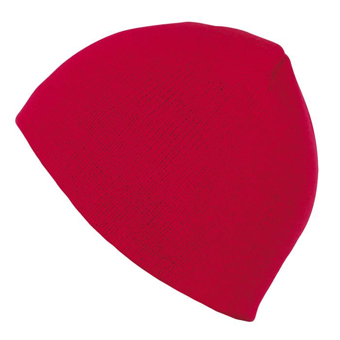 Шапка «Bronx», красный, 100% акрил