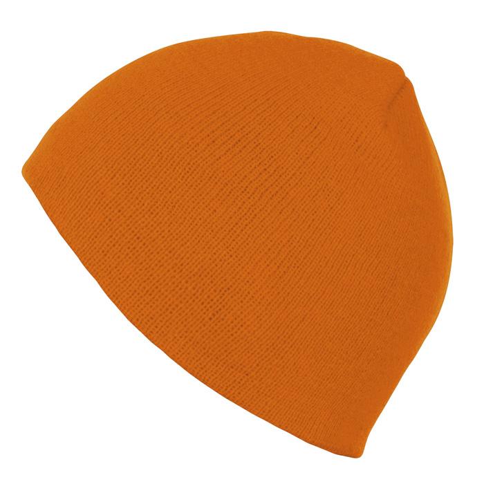 Шапка «Bronx», оранжевый, 100% акрил