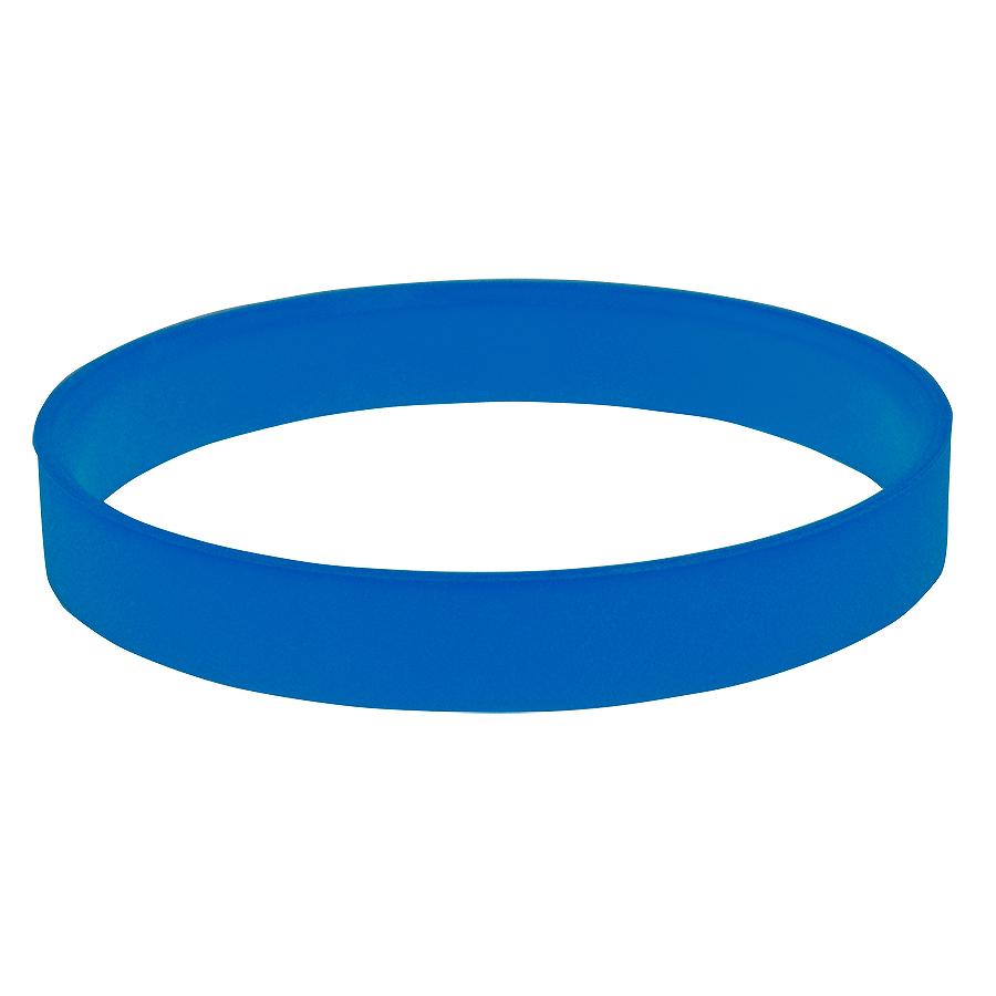 Браслет силиконовый «Фантазия-2»;  D 6 см;  синий