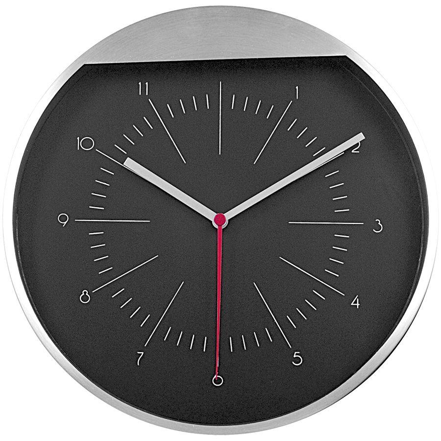 Фотография товара Часы настенные «ТРЕНД»; D=25 см; H=6 см; металл; лазерная гравировка