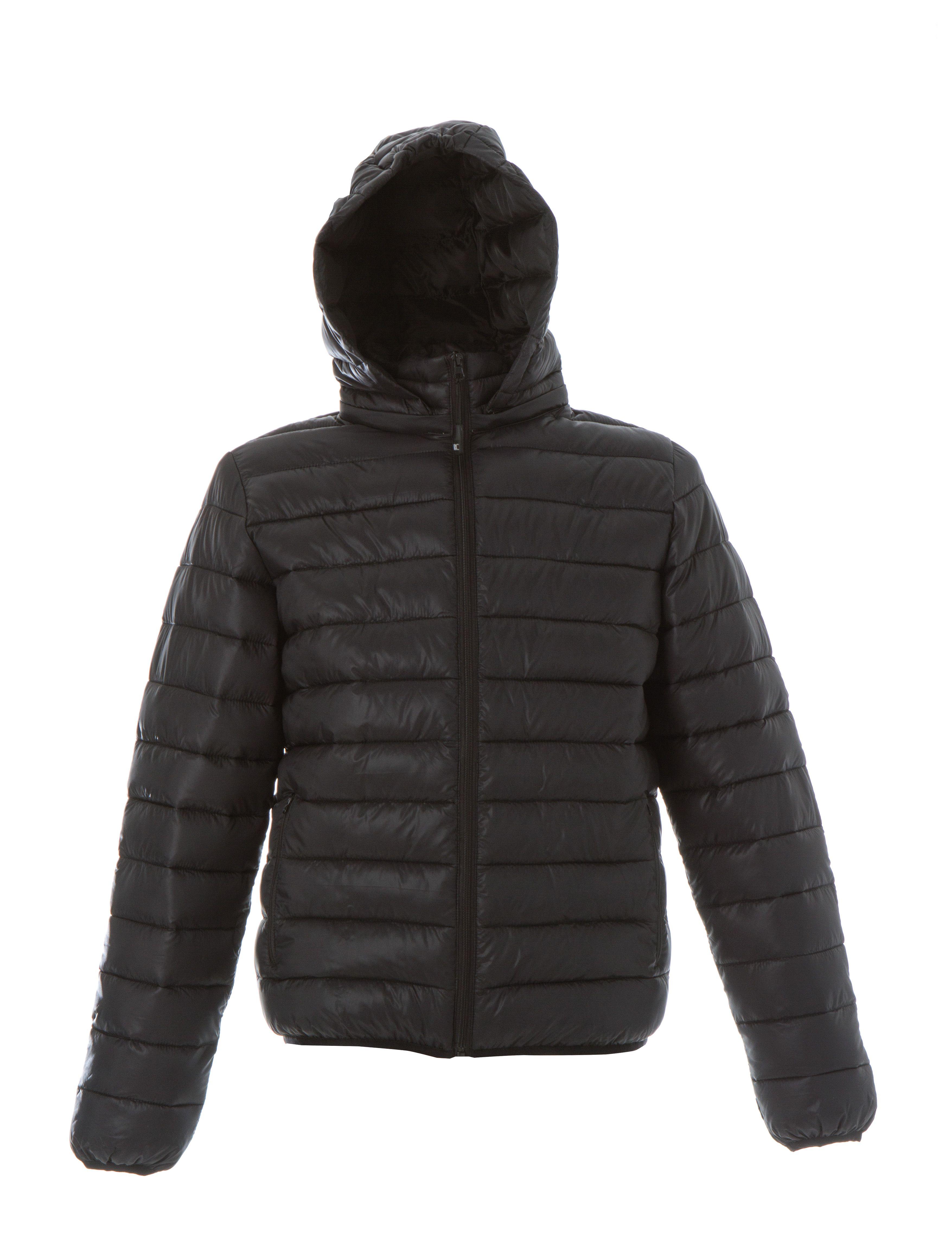 """Куртка мужская """"Vilnius Man"""", черный_ M, 100% нейлон, 20D; подкладка: 100% полиэстер, 300T"""
