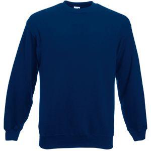 Толстовка «Set-In Sweat», темно-синий_XL, 80% х/б, 20% п/э, 280 г/м2