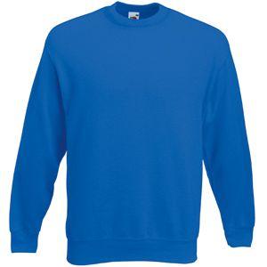 Толстовка «Set-In Sweat», ярко-синий_XL, 80% х/б, 20% п/э, 280 г/м2