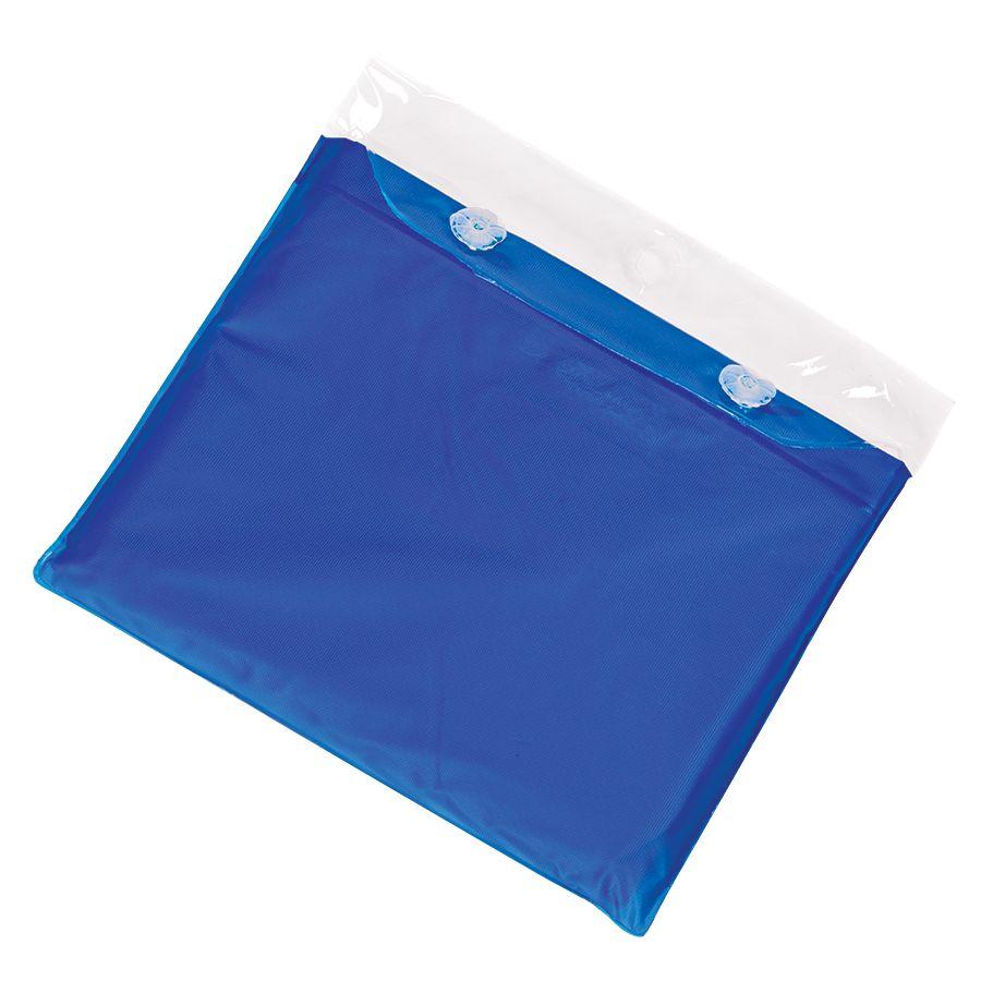 Фотография товара Дождевик «AntiRain»; синий; универсальный размер (в сложенном виде 24х17,5 см.); ПВХ