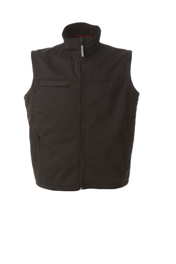 ASPEN Жилет софтшел, водонеприницаемый, черный, размер XL