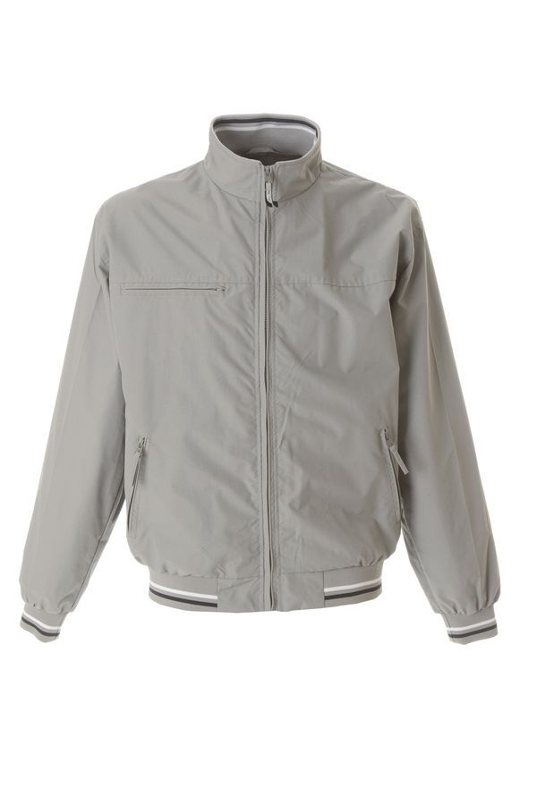AMALFI Куртка нейлон теслон серый, размер XL