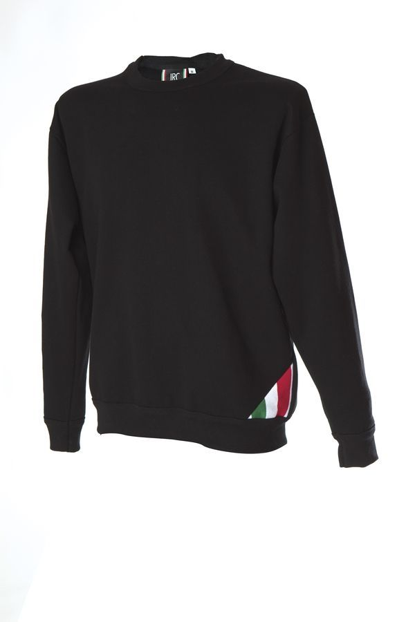 BOLOGNA Толстовка Италия черный, размер M