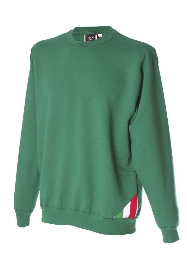 BOLOGNA Толстовка Италия зеленый, размер S