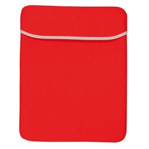 Чехол для ноутбука; красный; 29.5х36.5х2см; нейлон, полиэстер, спандекс; шелкография