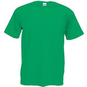 Футболка бесшовная «Start», зеленый_2XL,  100% хлопок, 150 г/м2