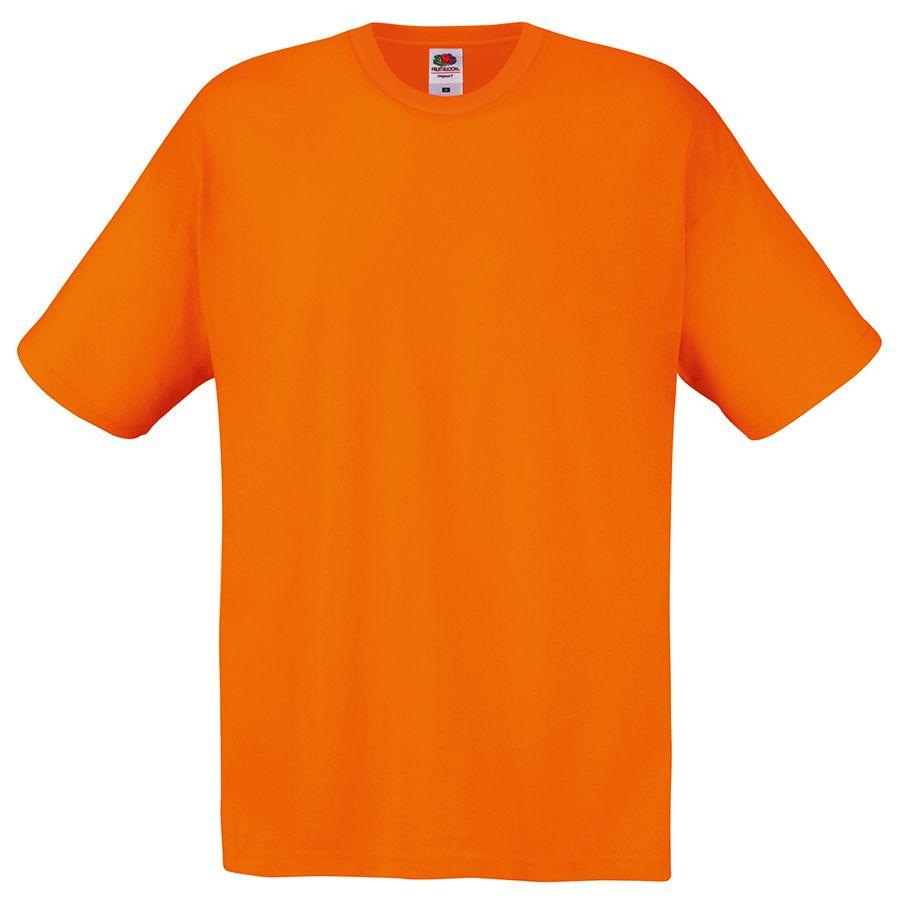 Футболка «Original Full Cut T», оранжевый_2XL, 100% х/б, 145 г/м2