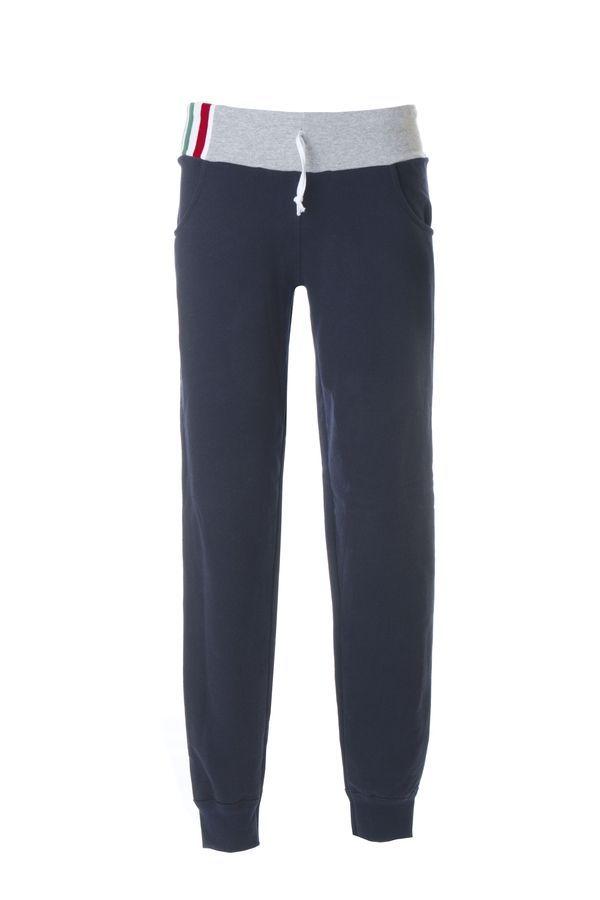 CAPRI Жен. Штаны Италия темно-синий, размер M