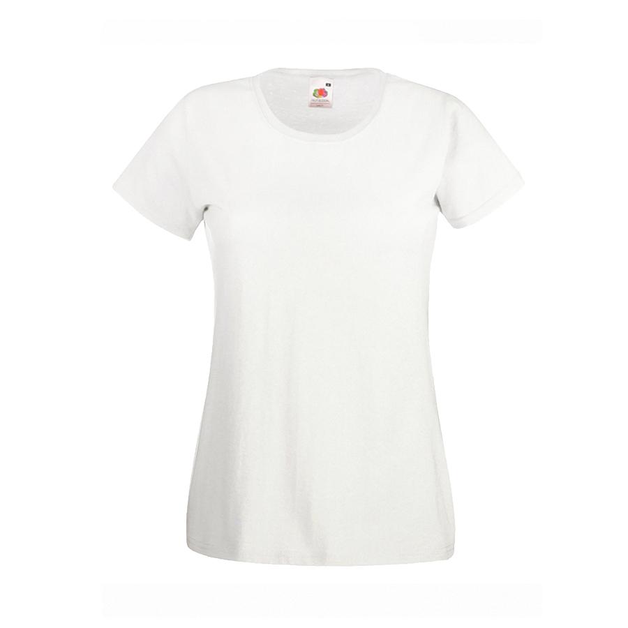 Футболка «Lady-Fit Valueweight T», белый_XL, 100% х/б, 160 г/м2