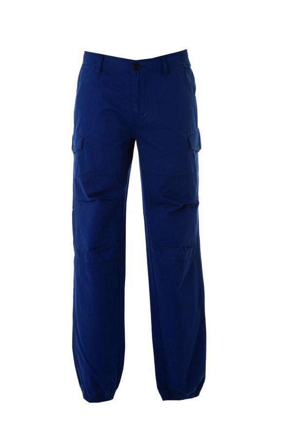 KABUL Штаны с карманами, камуфляж серый, размер M