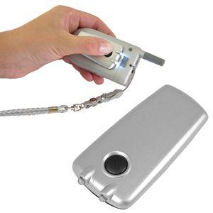 Фотография товара Подсветка для мобильного телефона на липучке; 5,5х3 см; пластик; тампопечать