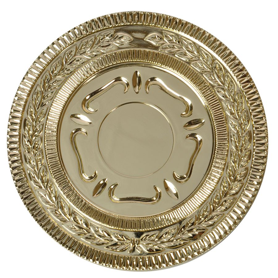 Медаль наградная «Золото»; золотистый; 12х12х2,2 см; D=8,7 см; металл, дерево, стекло; лазерная грав