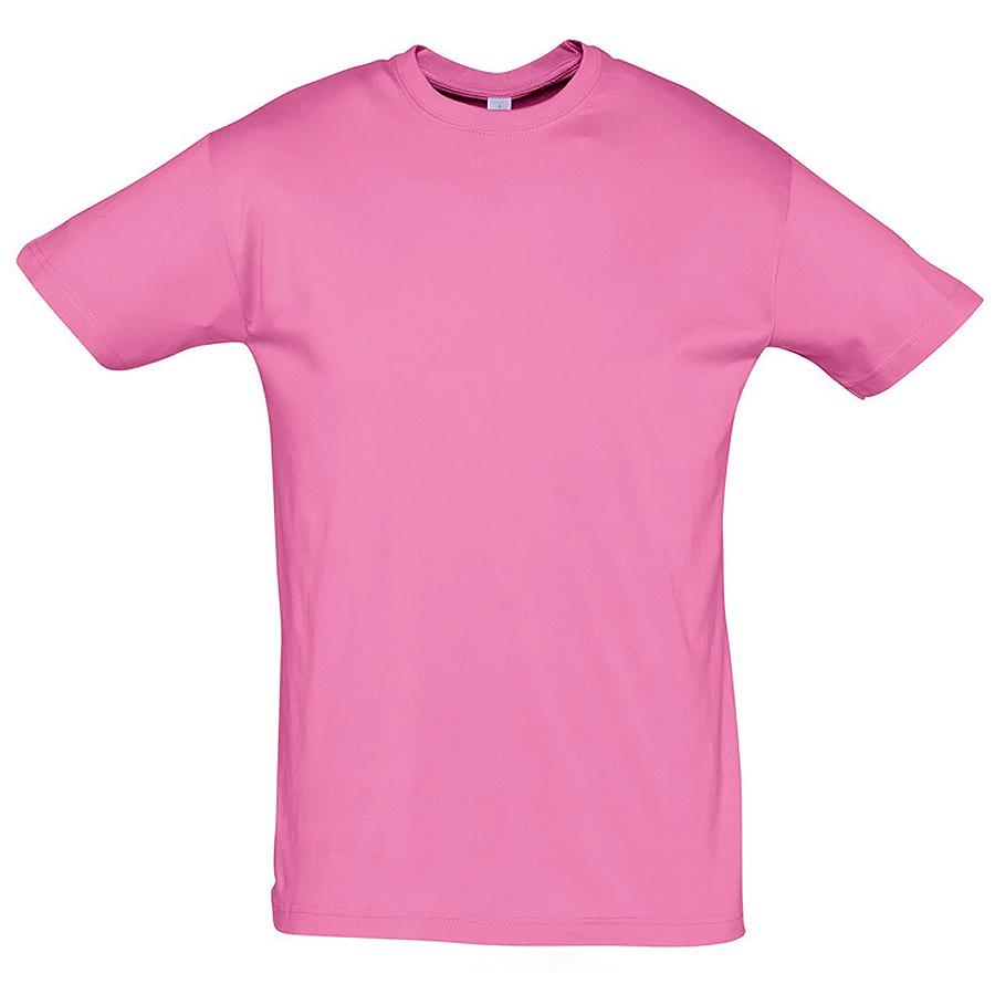 """Футболка """"Regent"""", розовый_L, 100% х/б, 150 г/м2"""