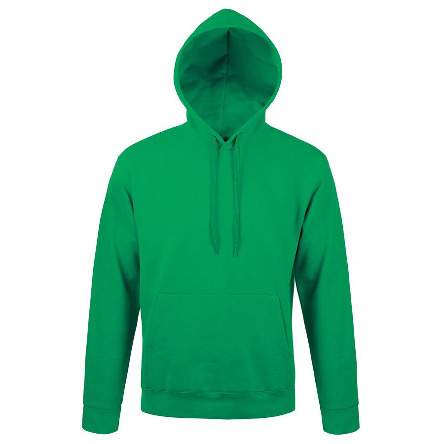 "Толстовка ""Snake"", зеленый_XL, 50% хлопок, 50% полиэстер, 280м/г2"