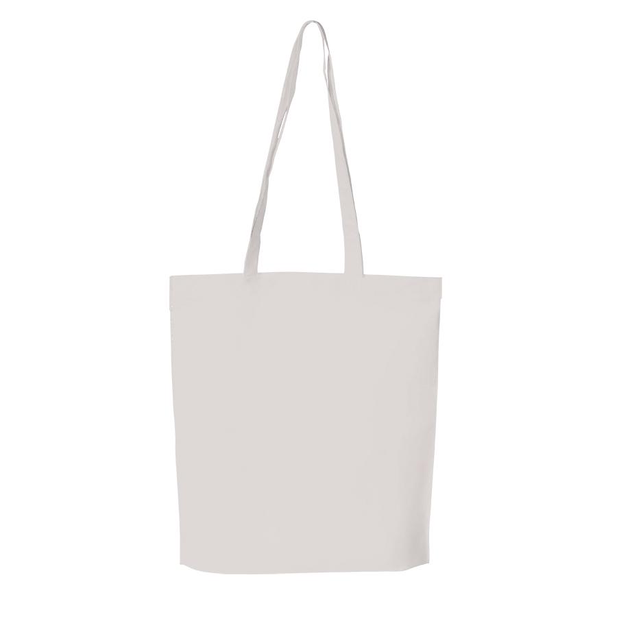 Сумка для покупок «PROMO»;  белый, 38 x 45 x 8,5 см;  нетканый 80г/м2
