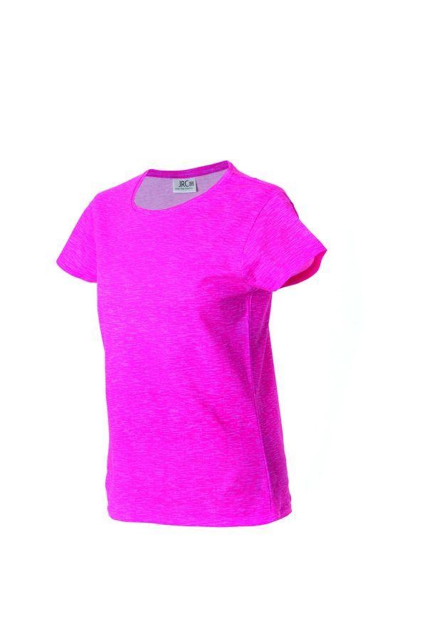 IBIZA LADY Жен. футболка круглый вырез, фуксия, размер L
