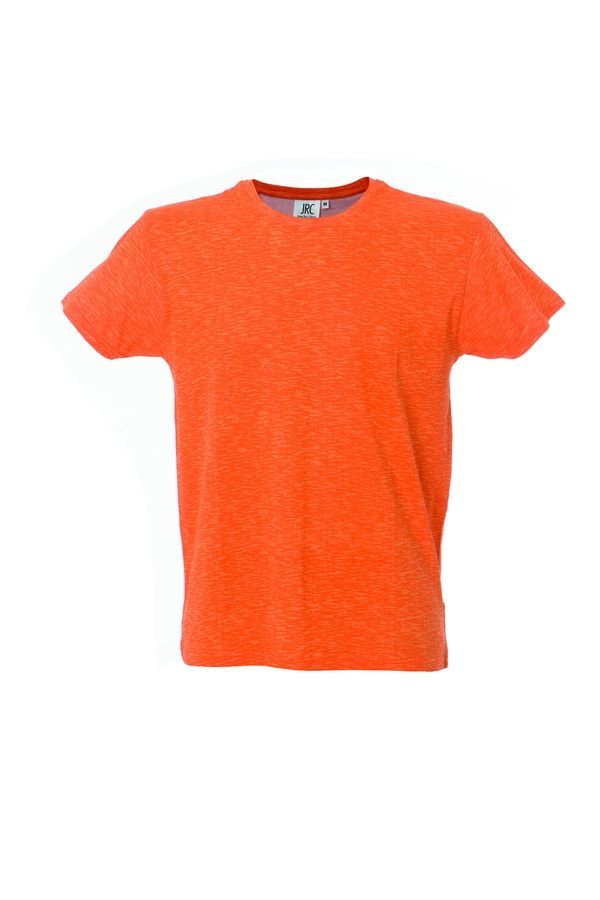 IBIZA MAN Муж. футболка круглый вырез, оранжевый, размер S