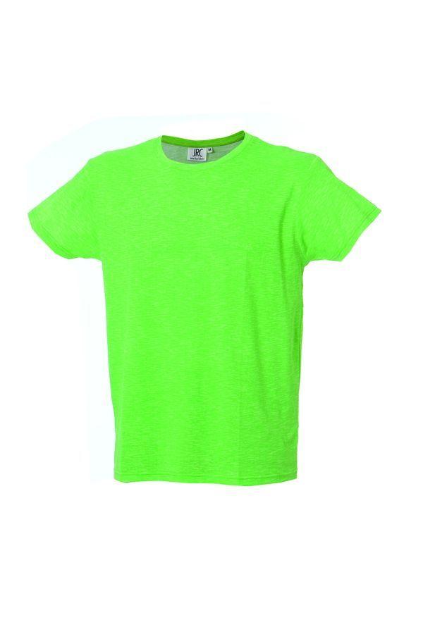 IBIZA MAN Муж. футболка круглый вырез, светло-зеленый, размер L