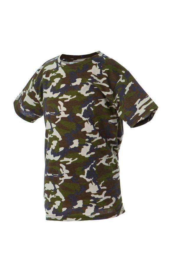 IBIZA MAN Муж. футболка круглый вырез, камуфляж, размер XL