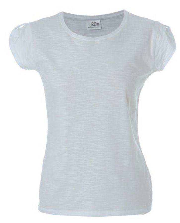 PERTH LADY Жен. футболка круглый вырез  белый, размер L