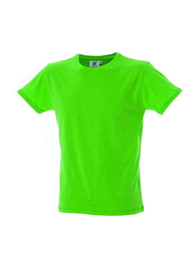 PERTH MAN футболка круглый вырез  светло- зеленый, размер M
