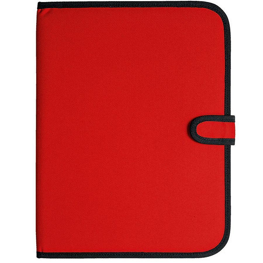 Папка для документов «Campus», красный, полиестер  600D,  24х32.5 см