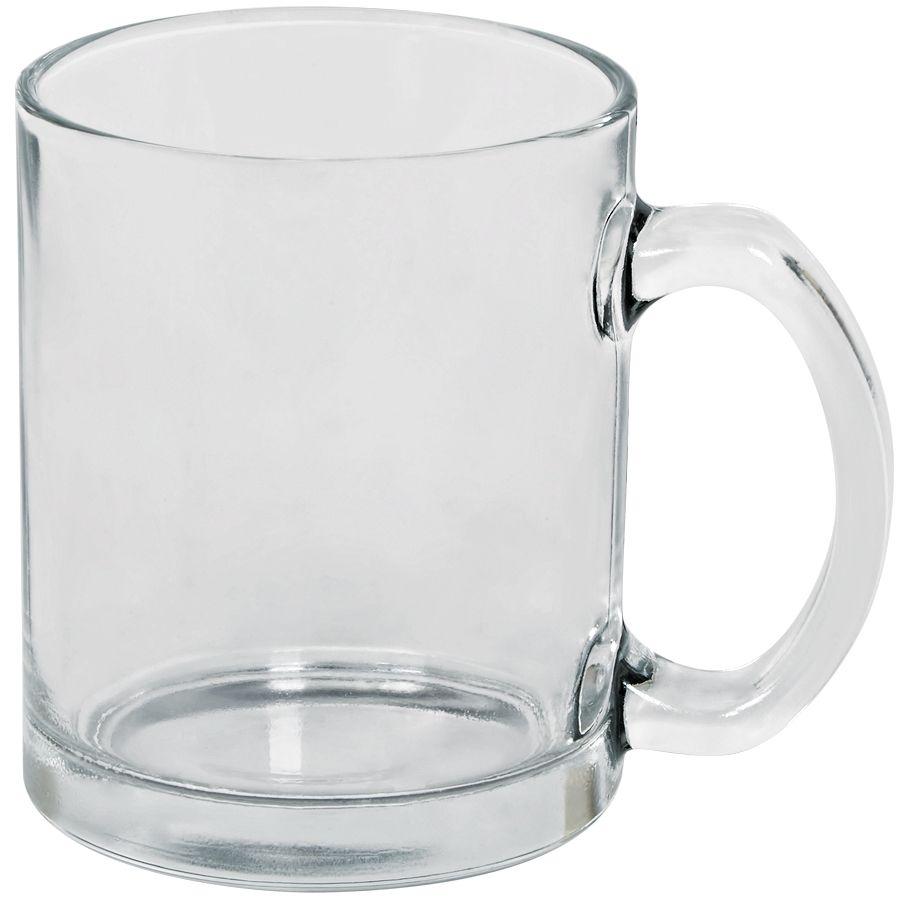 Кружка «Clear»,320мл,стекло