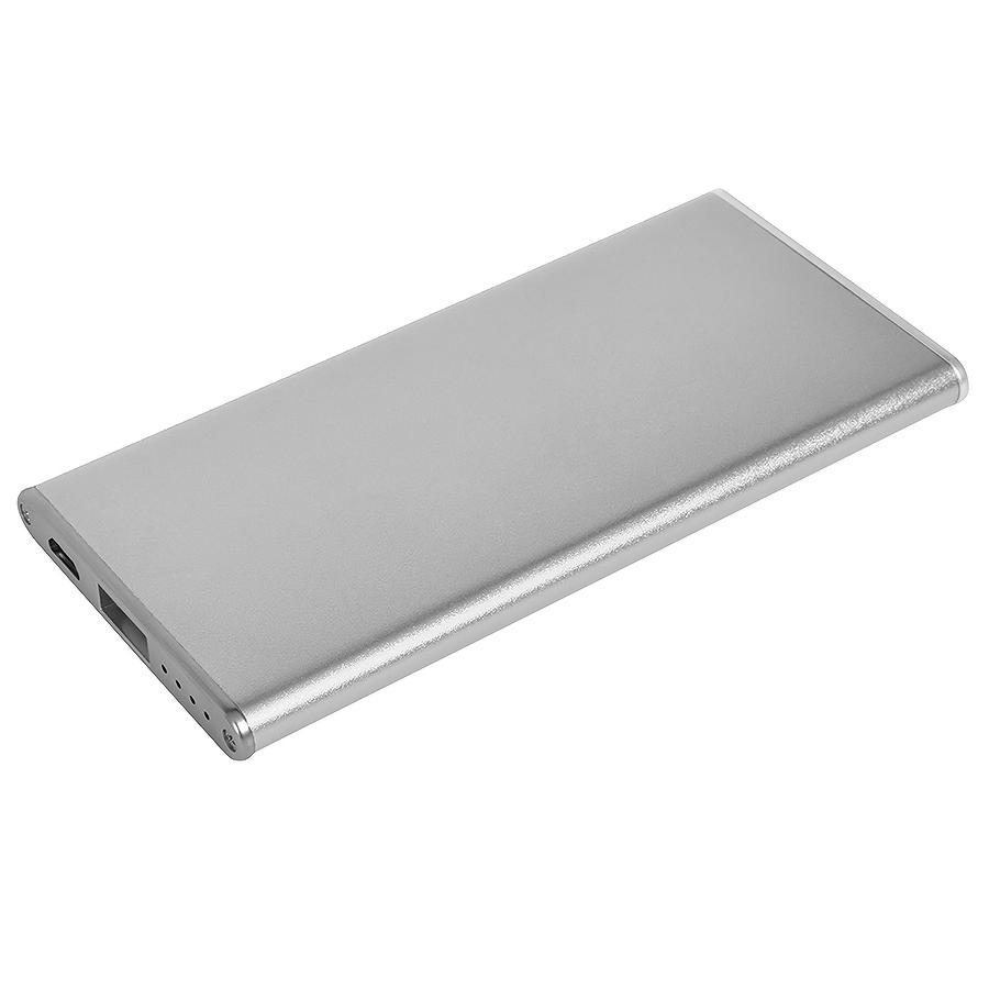 Фотография товара Универсальное зарядное устройство «Slim» (2800mAh) ,11,5х5,5х0,7см,металл