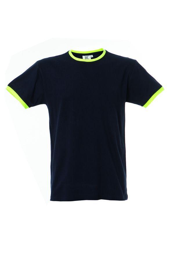 LIPSIA футболка круглый вырез темно-синий, размер M