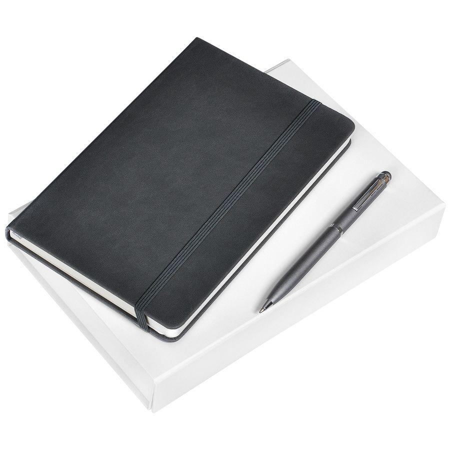 Набор подарочный «Casual»: блокнот арт. 21201/30, ручка арт. 36001/30