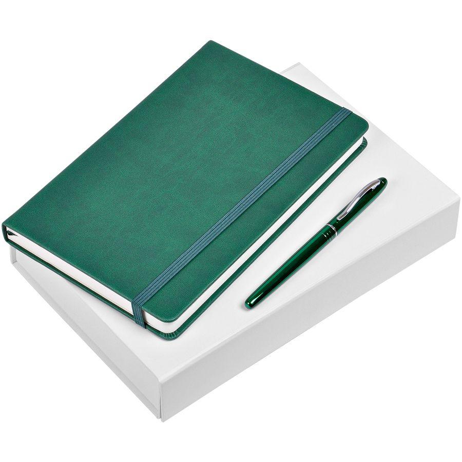 Набор подарочный «Casual»: блокнот арт. 21201/15, ручка арт.  1202/15