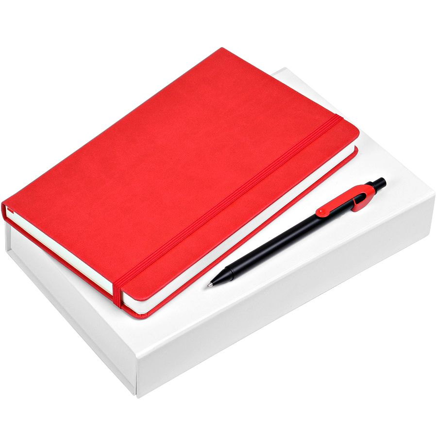 Набор подарочный «Casual»: блокнот арт. 21201/08, ручка арт. 19604/08
