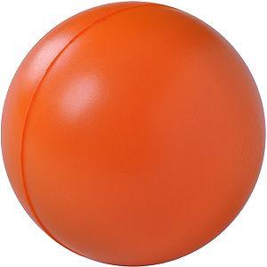 Антистресс «Мяч», оранжевый, D=6,3см, вспененный каучук