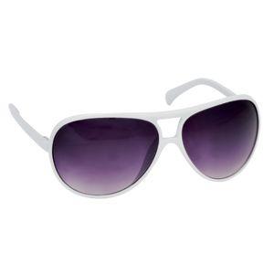Фотография товара Очки солнцезащитные «Floid», UV 400; белый; пластик; тампопечать