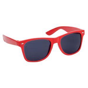 Фотография товара Очки солнцезащитные «Classic», UV 400; красный; пластик; тампопечать