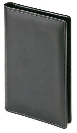 Фотография товара Визитница Velvet, черный, 72 визитки